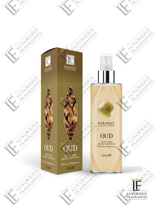 Brume Corporelle Oud - Karamat Collection - Luxurious Fragrances