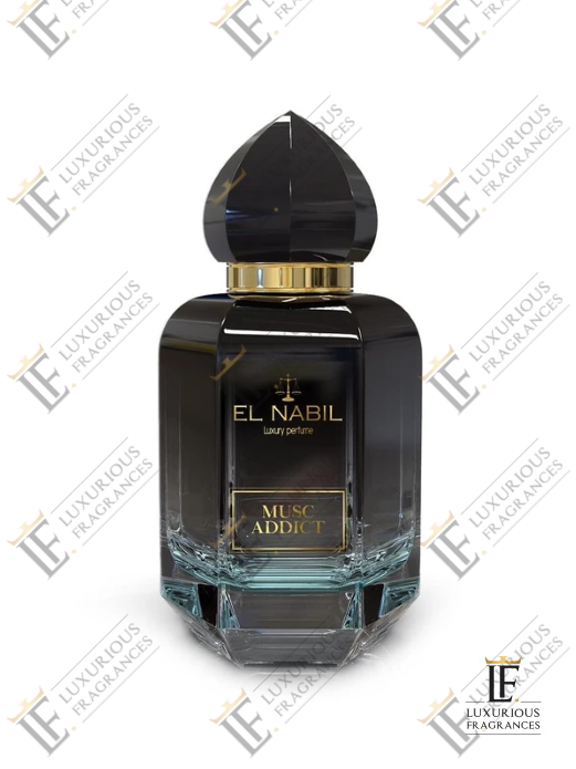 Musc Addict Eau de Parfum - El Nabil - Luxurious Fragrances
