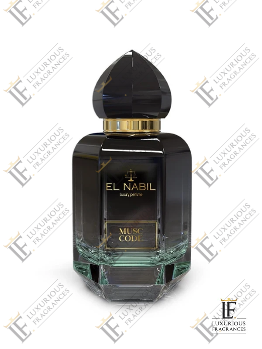 Musc Code Eau de Parfum - El Nabil - Luxurious Fragrances