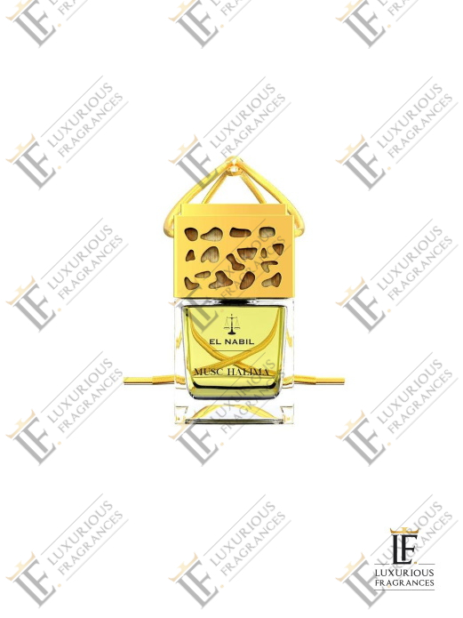 Parfum Voiture Musc Halima - El Nabil - Luxurious Fragrances