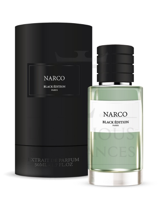 Narco - Black Edition - Luxurious Fragrances