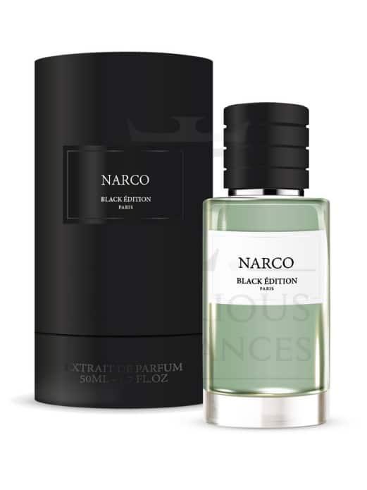 Narco - Black Edition - Luxurious Fragrances
