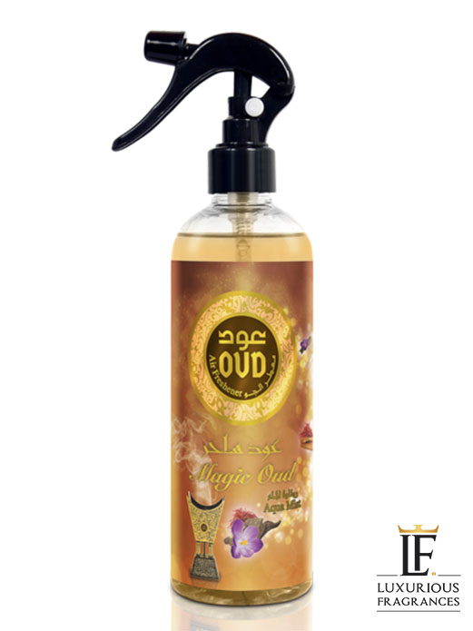 magic oud parfum interieur