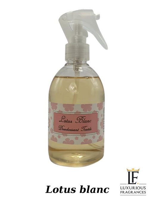 spray mosc paris lotus blanc