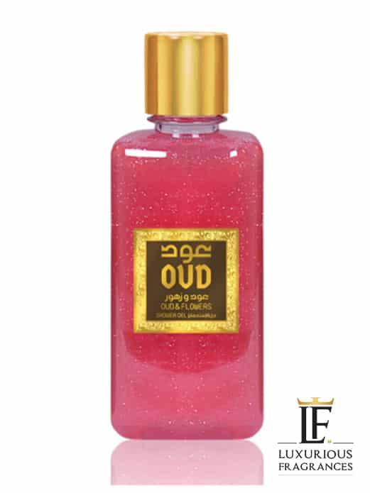 Gel douche Oud & Fleurs - Hemadi Luxury Oud