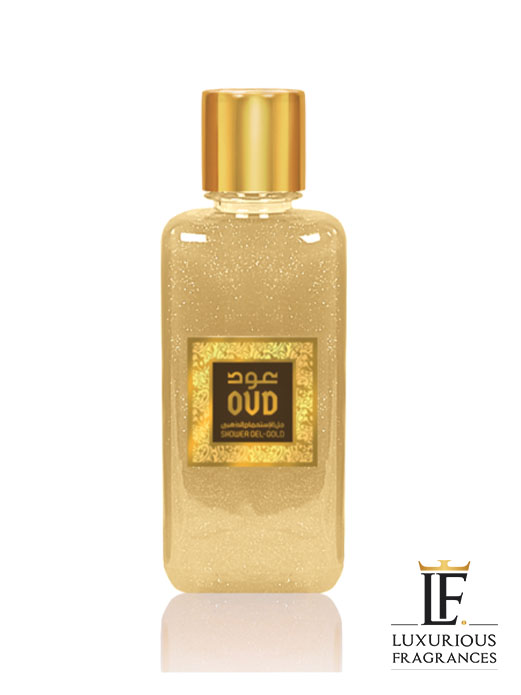 Gel douche Oud & Or - Hemadi Luxury Oud