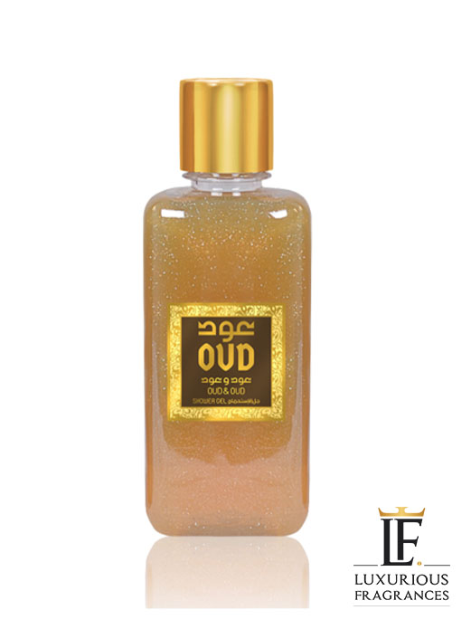 Gel douche Oud & Oud - Hemadi Oud Luxury
