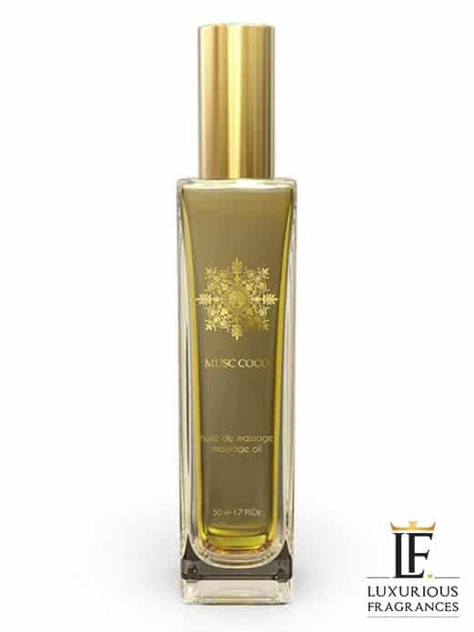 huile de massage coco nabil