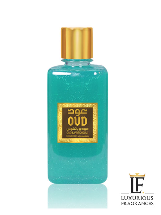 gel oud patchouli
