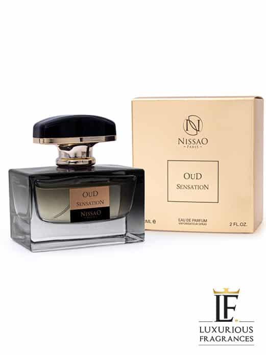 Oud Sensation eau de parfum - Nissao