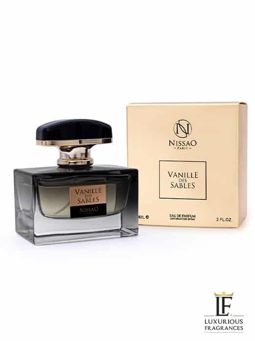 Vanille des sables eau de parfum - Nissao