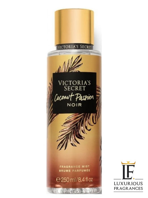 Brume parfumé Coconut passion noir - Victoria's Secret