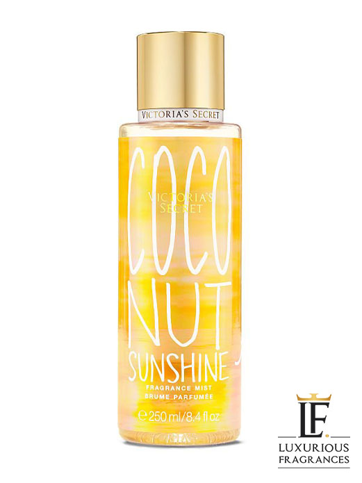 Brume parfumé Coconut sunshine - Victoria's Secret