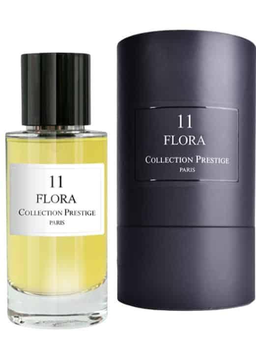 Flora n°11 - Collection Prestige Paris