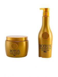 Botox Capillaire + Shampoing Gold Intense - Jean-Michel Cavada