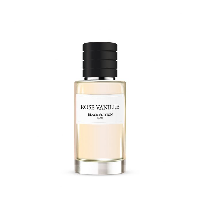 rose vanille black edition