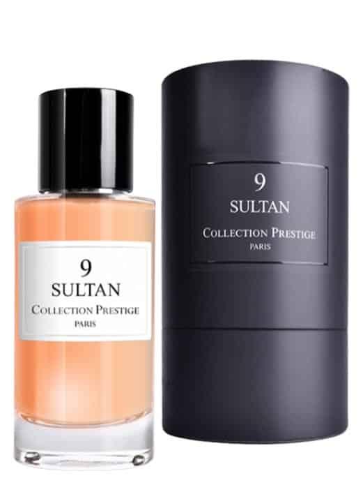 Sultan n°9 - Collection Prestige Paris