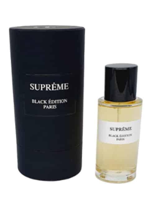 Suprême - Black Edition